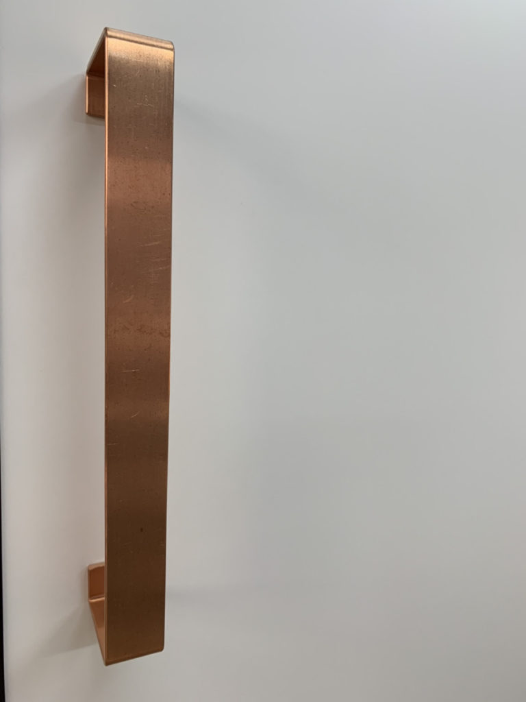 抗菌・抗ウイルス 銅製ドアハンドル
